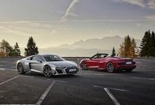 Audi R8 V10 gaat RWD als Spyder en Coupé + prijs