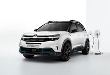 Citroën C5 Aircross Hybrid : en mode plug-in