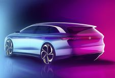 Volkswagen ID Space Vizzion : le break électrique
