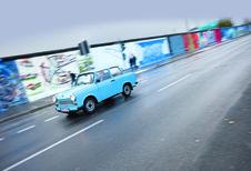 30 jaar na de val van de Muur: met de Trabant door Berlijn