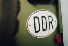 30 jaar na de val van de Muur: auto's uit de DDR