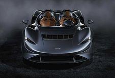 McLaren Elva : roadster à ciel ouvert au nom historique