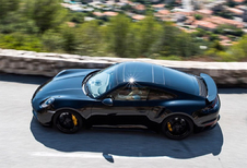 Porsche toont de nieuwe 911 Turbo en Turbo Cabrio + specs