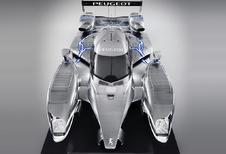 Peugeot maakt comeback in Le Mans
