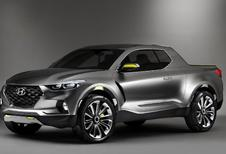 Hyundai officialise son pick-up