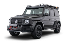 Brabus Adventure G-Class : commando de luxe
