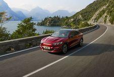 Ford onthult zijn elektrische SUV Mustang Mach-E officieel