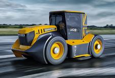 VIDEO - JCB Fastrac Two: de snelste tractor ter wereld