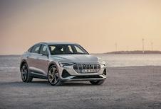 Audi E-Tron Sportback : le SUV coupé électrique