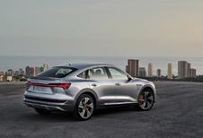 Audi E-Tron Sportback is elektrische SUV-Coupé