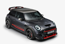 Mini John Cooper Works GP: à 265 km/h