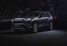 Toyota RAV4 PHEV: nu ook oplaadbaar