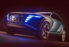 Hyundai Vision T : futur Tucson en vue