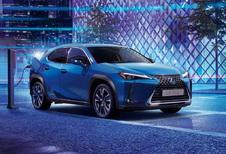 Hybride Lexus UX nu ook als 100% elektrische 300e