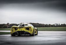 Lotus Evija draait eerste testrondjes