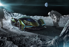 Lamborghini V12 Vision GT : extraterrestre