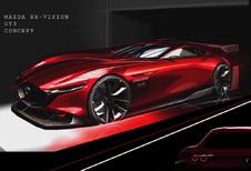 Mazda RX-Vision GT3 doet geruchten rond nieuwe RX-9 opnieuw aanzwellen