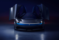 Krijgt Aston Martin spin-off van elektrische Pininfarina Battista?