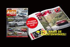 Decembereditie van het magazine AutoWereld ligt nu in de krantenwinkel!