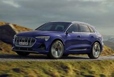 Audi E-tron: update zorgt voor groter rijbereik