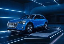 Update geeft elektrische Audi E-Tron groter rijbereik