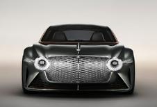 Bentley in nauwe schoentjes, zoekt heil in hypercar