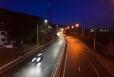 Autoroutes connectées en 2022 en Wallonie