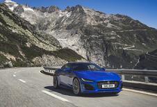 Jaguar F-Type: geen V6-motoren noch handbak