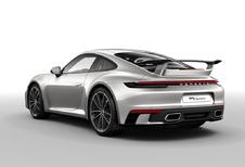 Porsche 911 Carrera Aerokit is GT3-light