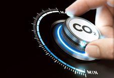 CO2: minder uitgesproken stijging in 2019