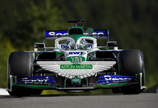 Wordt Racing Point binnenkort Aston Martin F1?