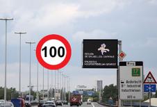 100 km/u op Brusselse Ring