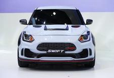 Hoe extreem is de Suzuki Swift Sport Extreme?