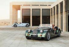 Morgan: nieuw algemeen chassis