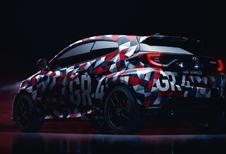 Toyota Yaris GR : première image de la sportive