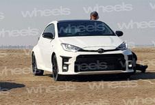 Gelekt: Toyota GR Yaris (2020) #1