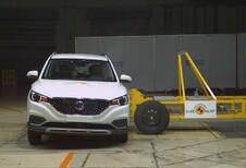 EuroNCAP: 5 sterren voor MG