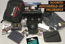 En de winnaar van de AutoWereld F1-wedstrijd is...
