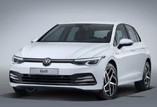 VW Golf: de Belgische catalogusprijzen