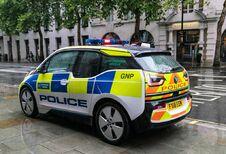 La police britannique critique sa flotte électrique