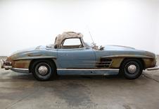 Hoeveel zou jij betalen voor dit Mercedes-wrak?