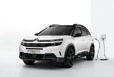 Citroën C5 Hybrid als wereldpremière op het Autosalon van Brussel 2020