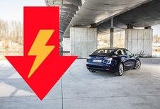 Moins de voitures électriques vendues en 2019
