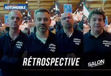 Vidéo - Salon Auto de Bruxelles 2020 - Le salon en rétrospective #1