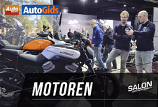 Video - Autosalon Brussel 2020: De moto's