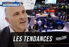 Vidéo - Salon Auto de Bruxelles 2020 - Les tendances #1