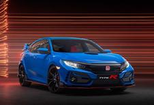 Honda Civic Type R krijgt mini-update voor 2020