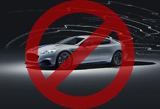 Aston Martin Rapide E annulée ?