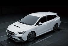 Subaru Levorg STI Sport : en tenue sportive