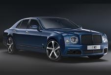 Bentley Mulsanne zwaait uit met 6.75 Edition by Mulliner